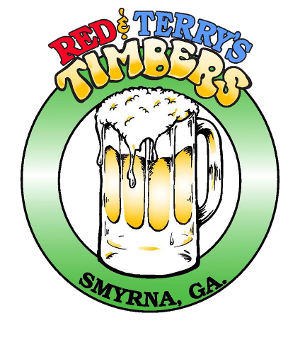 Red and Terry's Timbers, Logo